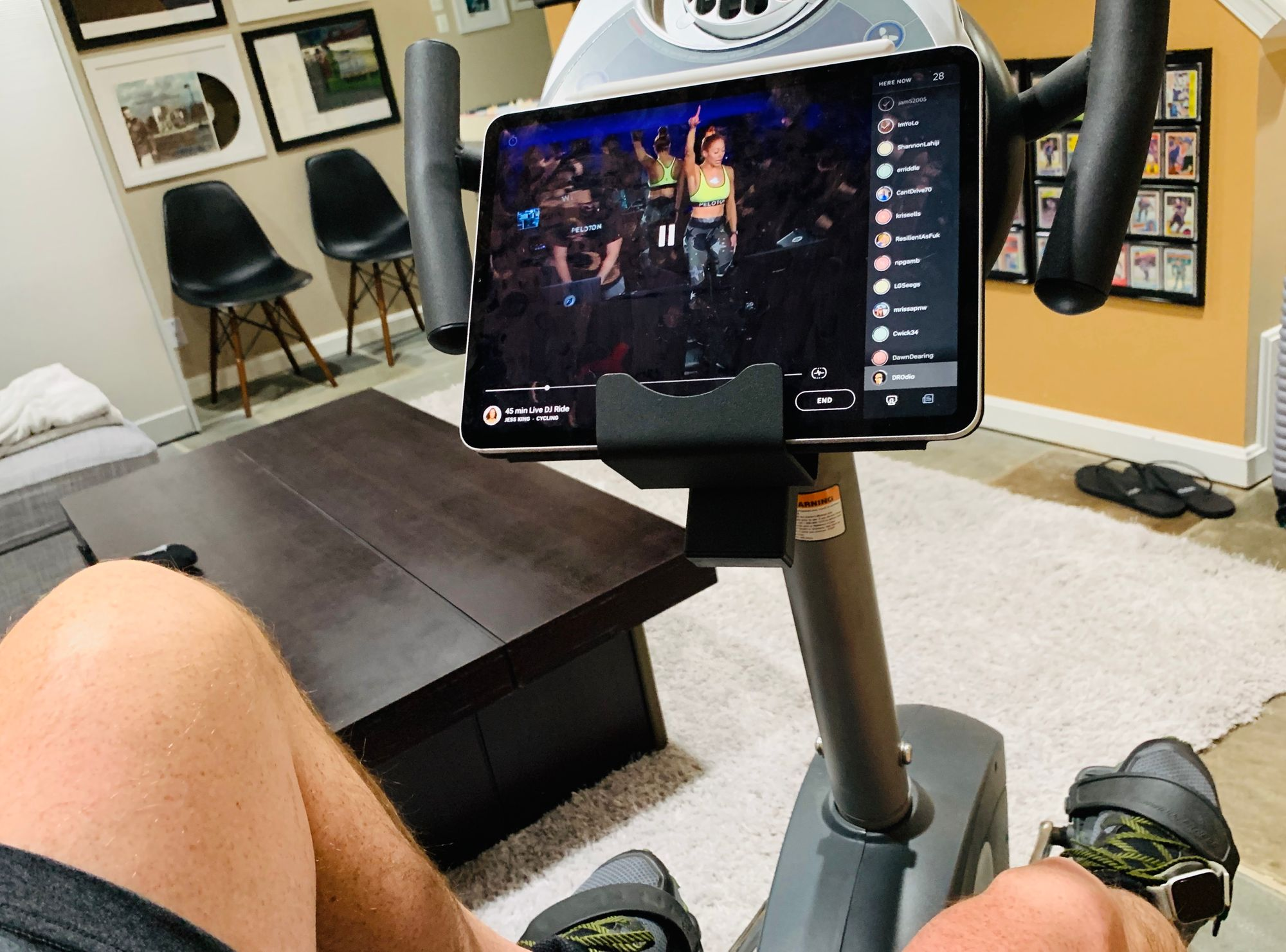 My Peloton First Ride — and its Implications for the Fitness Industry