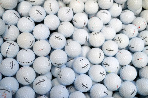 How Many Golf Balls Fit in a Bath Tub?